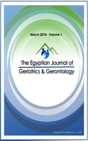 The Egyptian Journal of Geriatrics and Gerontology